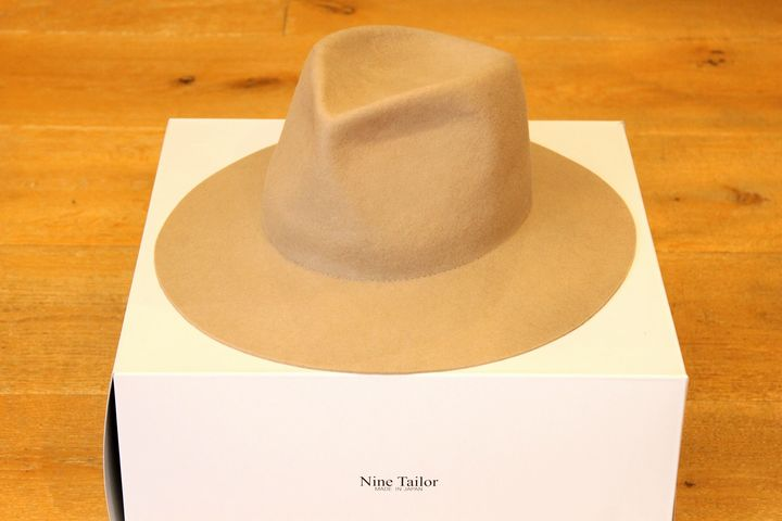 Nine Tailor HILLS HAT B